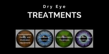Behandeling van droge ogen