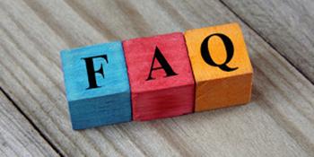 FAQ's over droge ogen